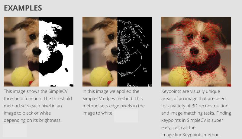 十个python图像处理工具